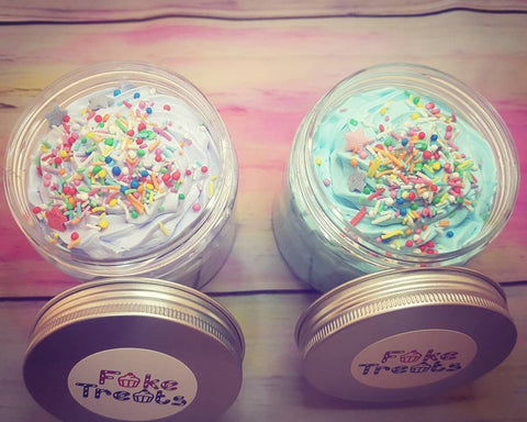 Body Frosting - Whipped Soap