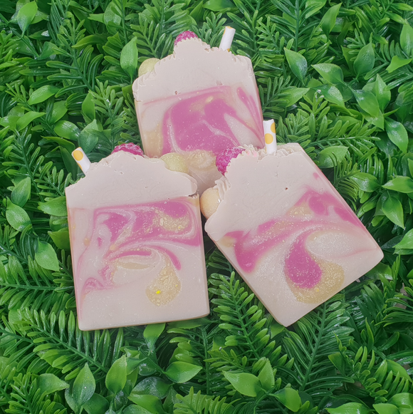 Pineapple Frangipani Bar Soap