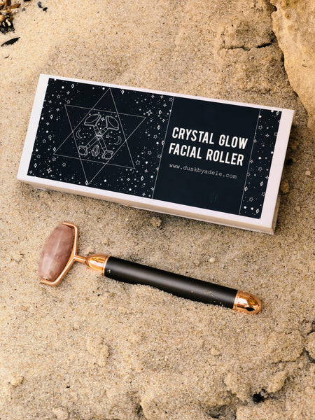 *LIMITED EDITION* Rose Gold Vibrating Facial Roller