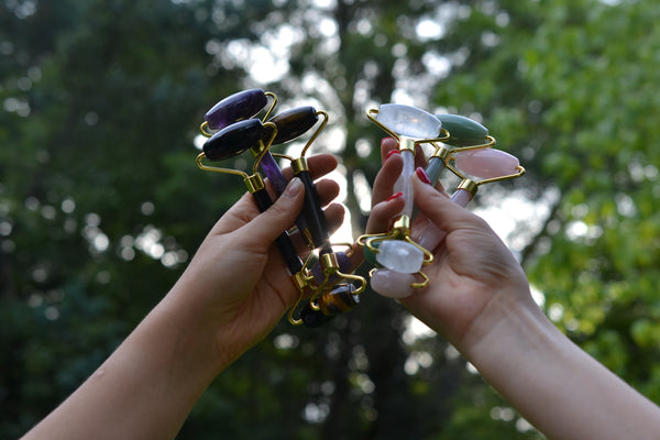 Crystal Glow Roller Collection