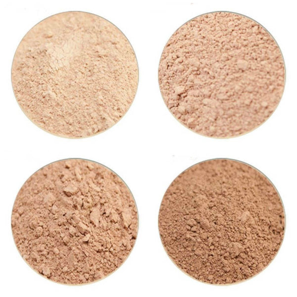 No Filter Mineral Foundation Powder #NoFilterMineralMakeup