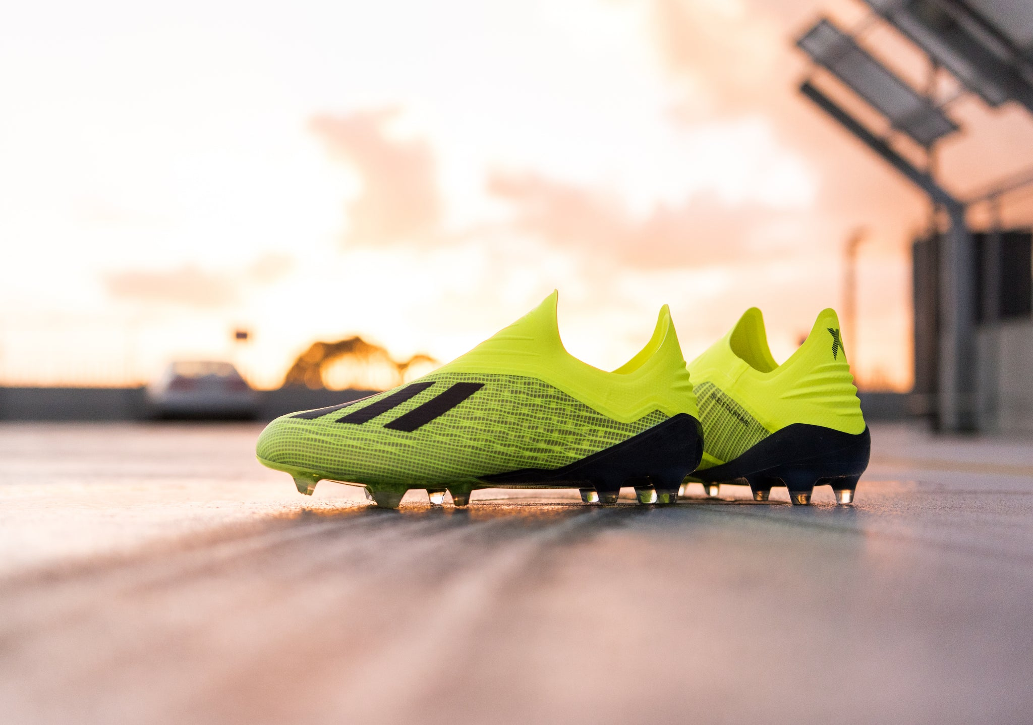 07d21eedac15 The pack consisted of the X18+ in a new volt colour way, Predator, Copa and  Nemeziz were also given new colour combinations in this collection.
