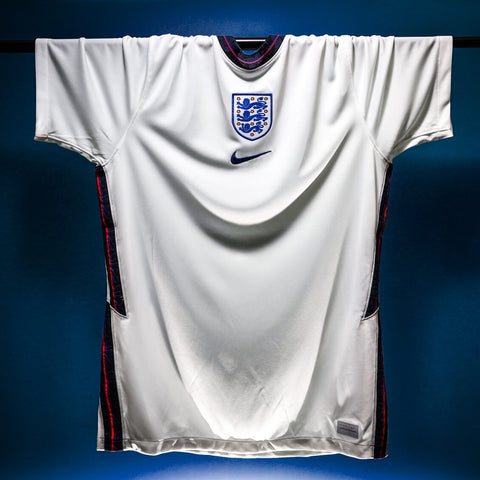 2020 England Home Jersey