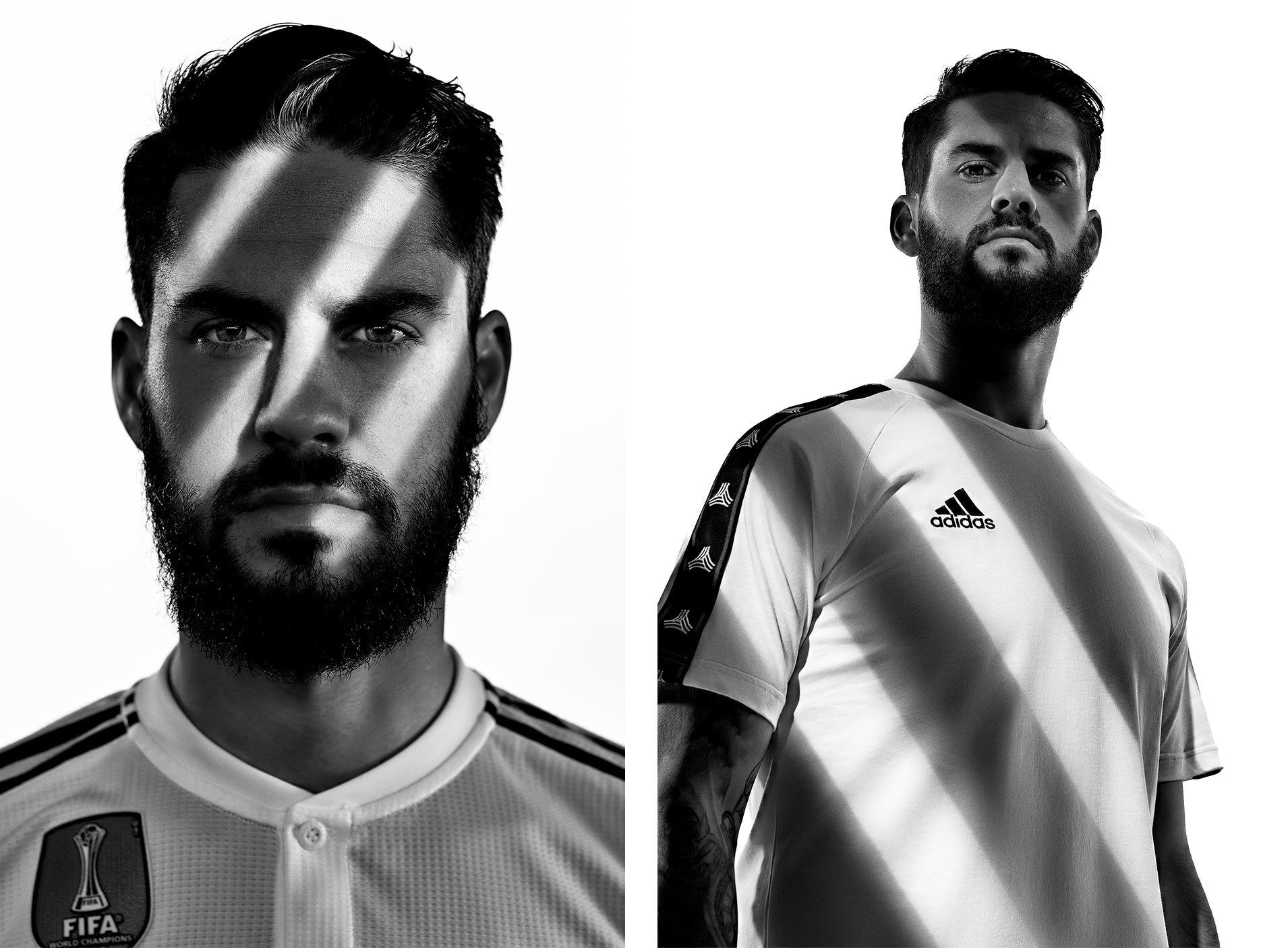 27838d74e Isco joins a strong pool of La Liga talent signed with adidas including Lionel  Messi