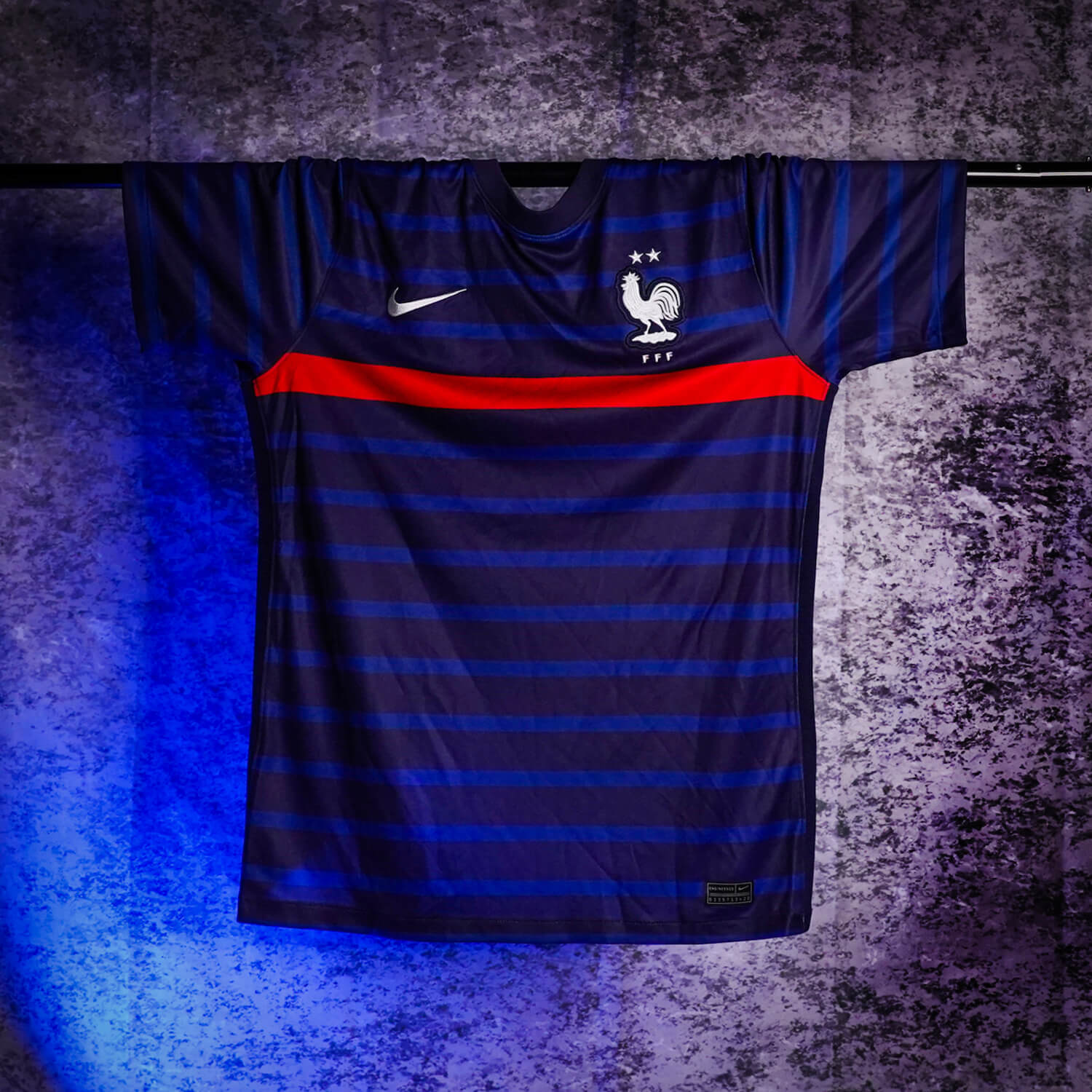 France Euro 2020 Home Jersey