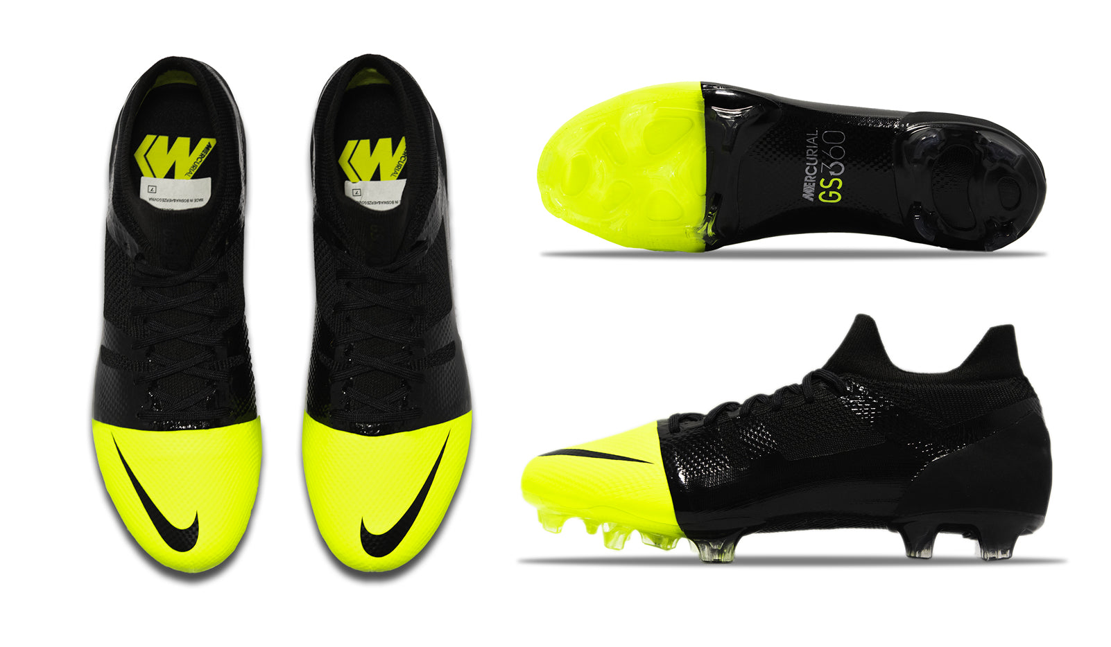 best website d6a31 4fe29 Nike Mercurial Green Speed 360– Ultra Football