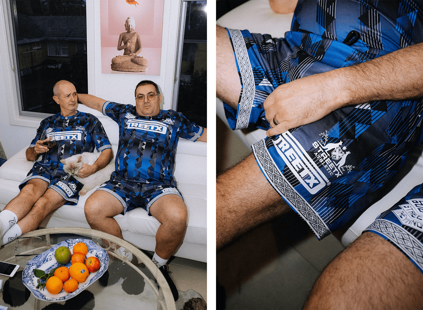 Street X Benchwarmers Collection