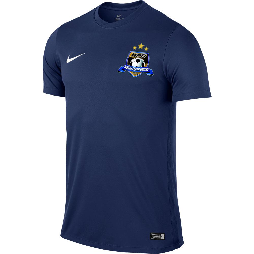 BALLARAT CITY FC  Park VI Men's Football Short-Sleeve Jersey