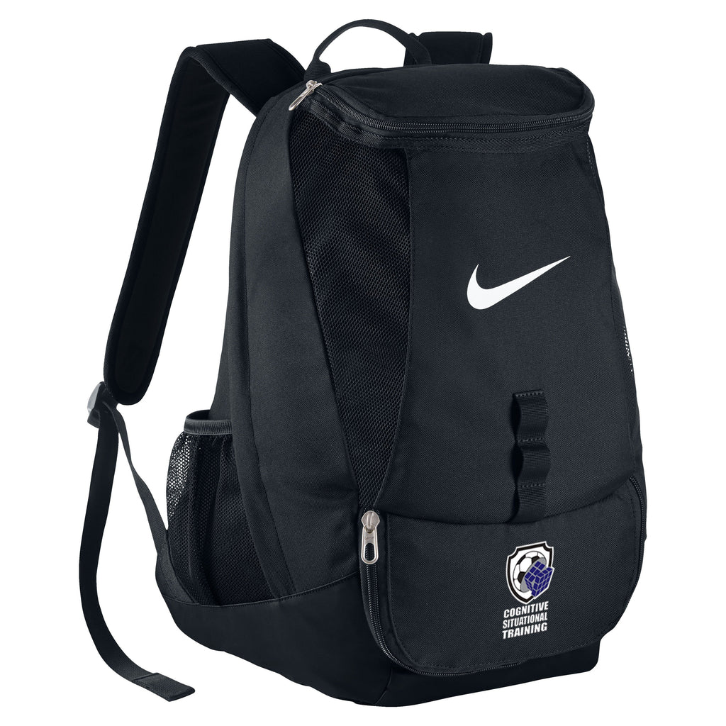 COGNITIVE SITUATIONAL TRAINING  Club Team Backpack