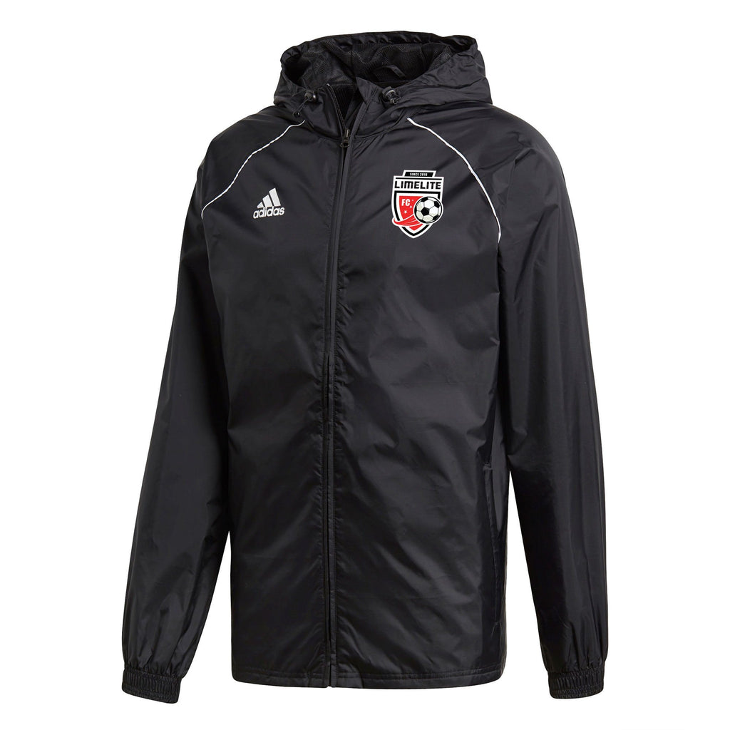 LIMELITE FOOTBALL COACHING  CORE18 Rain Jacket Youth