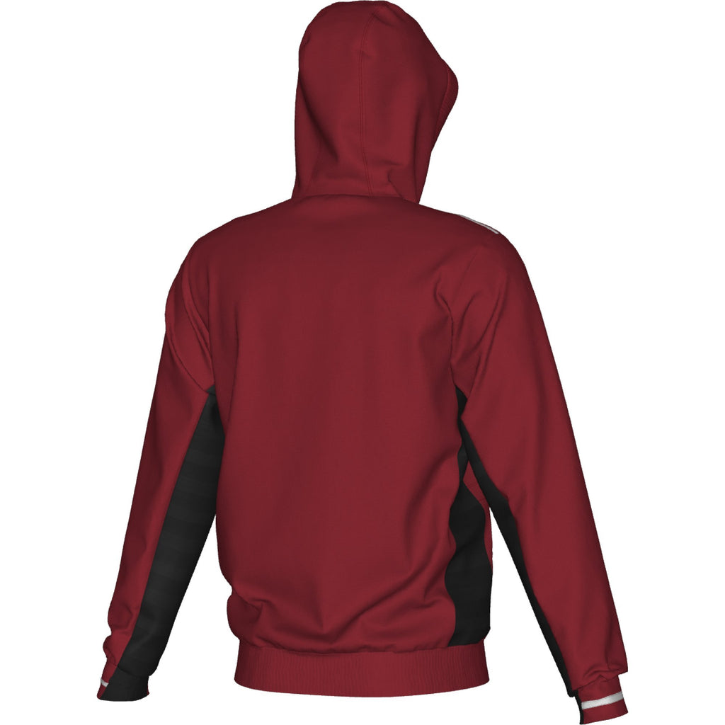 LIMELITE FOOTBALL COACHING  Team Hoody Youth   - Red
