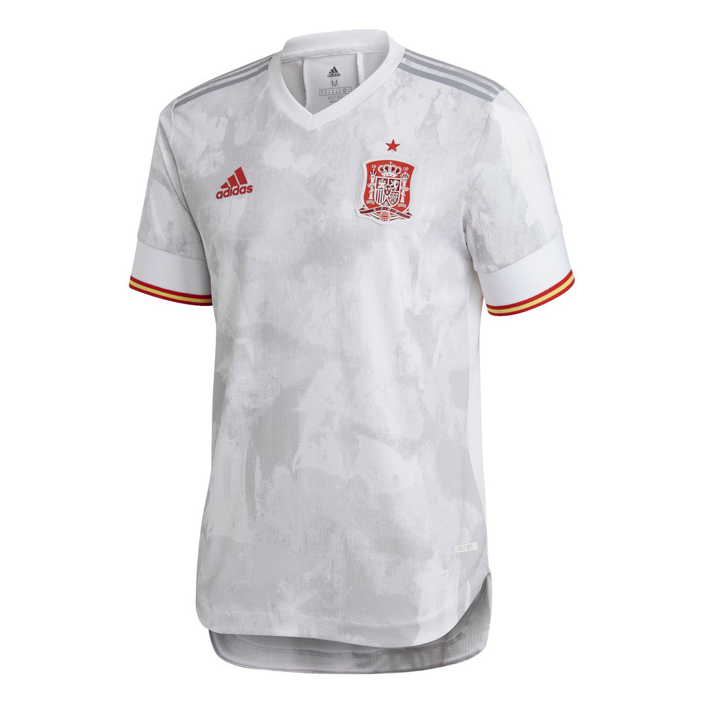 Spain Away Authentic Jersey 21/22