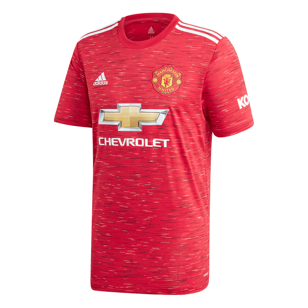 20/21 Manchester United Home Jersey (GC7958)