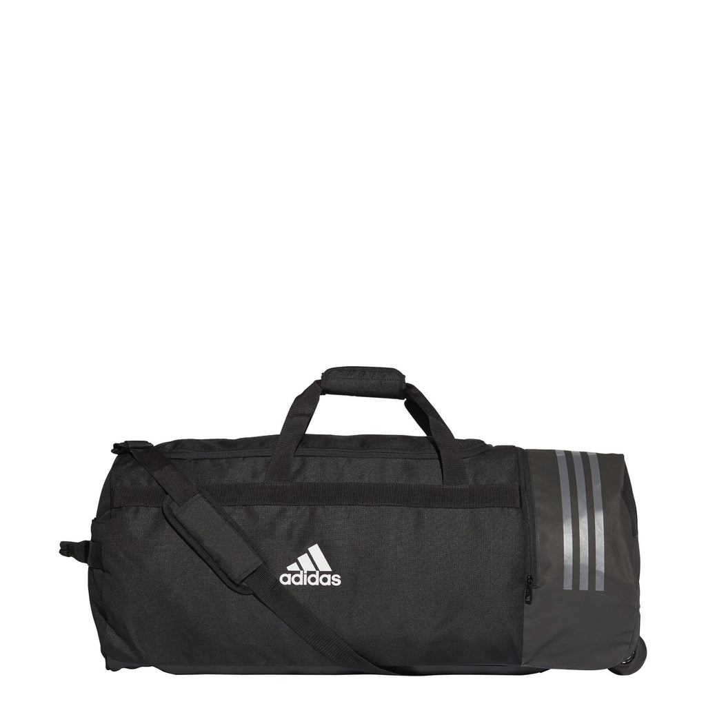 3-STRIPES DUFFEL BAG XL WITH WHEELS