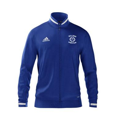 BELL PARK SC  Team 19 Track Jacket Youth    - Blue white