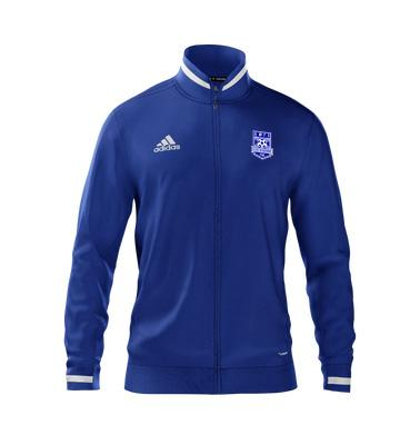 GLEBE WANDERERS FC  Team 19 Track Jacket Youth    - Blue white