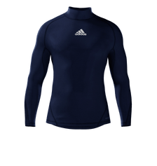 MALENY RANGERS FC  Alphaskin Longsleeve Youth  - Dark Blue