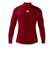 OLD XAVERIANS SOCCER CLUB  Alphaskin Longsleeve Youth  - Power Red