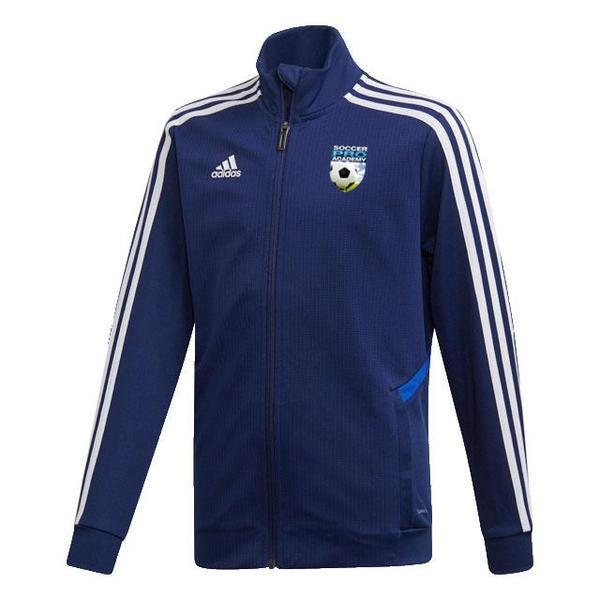 SOCCER PRO ACADEMY  TIRO 19 TRAINING JACKET YOUTH