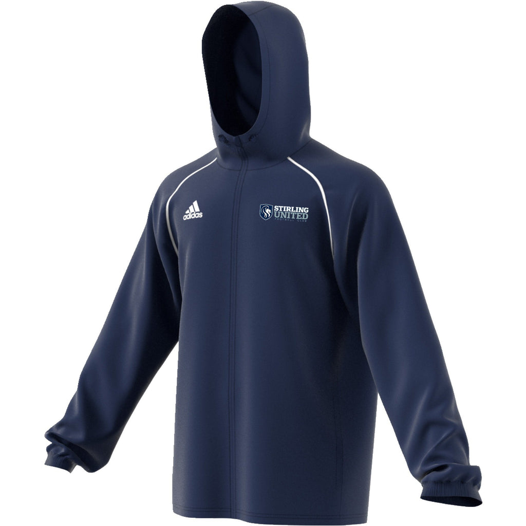 STIRLING UNITED FC  CORE18 Rain Jacket Youth