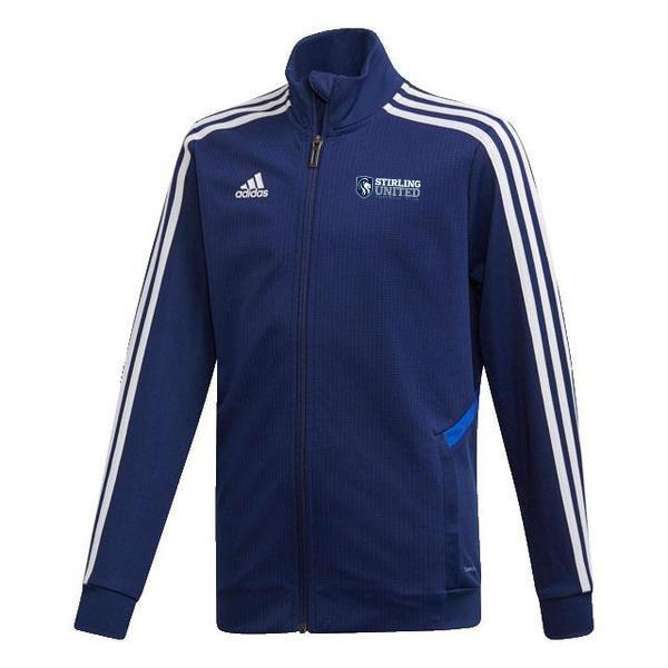 STIRLING UNITED FC  TIRO 19 TRAINING JACKET