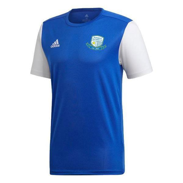 WAVERLEY OLD BOYS FOOTBALL CLUB  ESTRO 19 TRAINING JERSEY