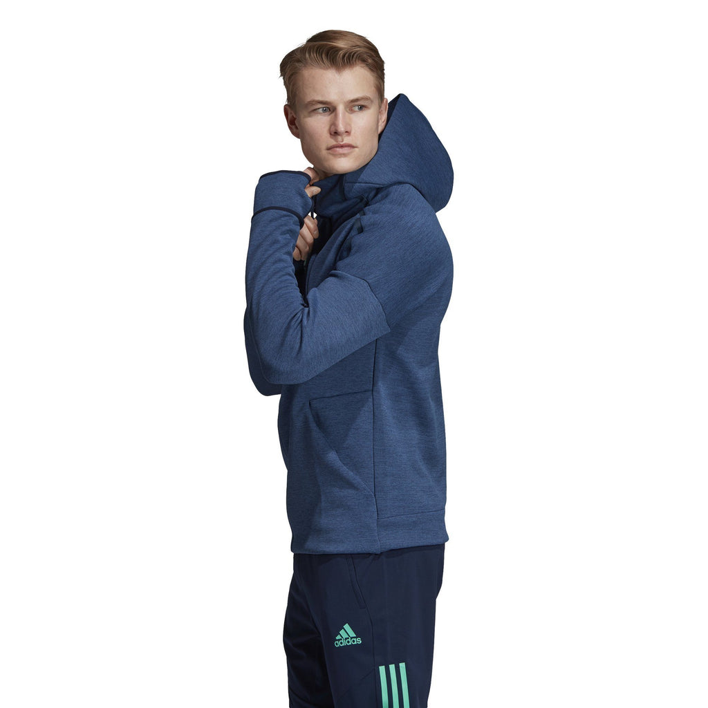 big sale adidas Russia Anthem Z.N.E. Hoodie Red | Adidas