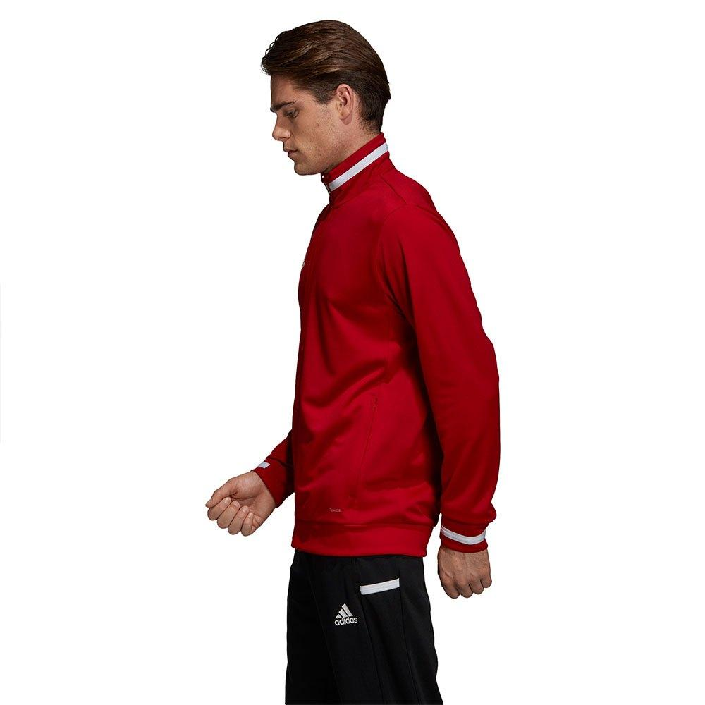 Team 19 Track Jacket   - Red white