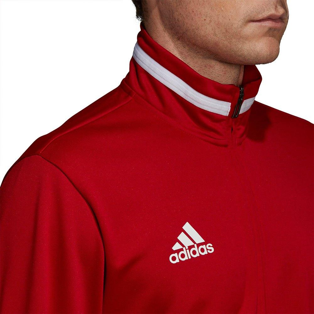 LIMELITE FOOTBALL COACHING  Team 19 Track Jacket Youth - Red white
