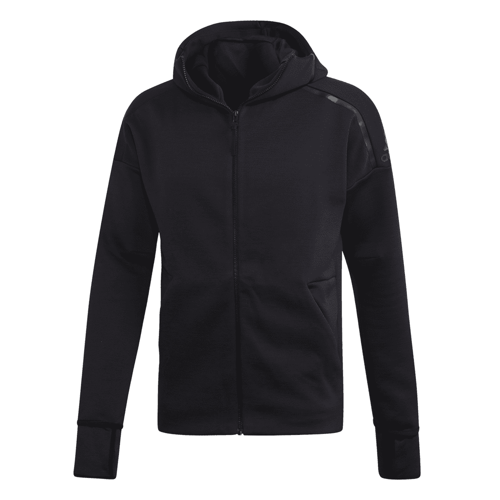 BORN READY. THE NEW ADIDAS Z.N.E. FAST RELEASE HOODIE