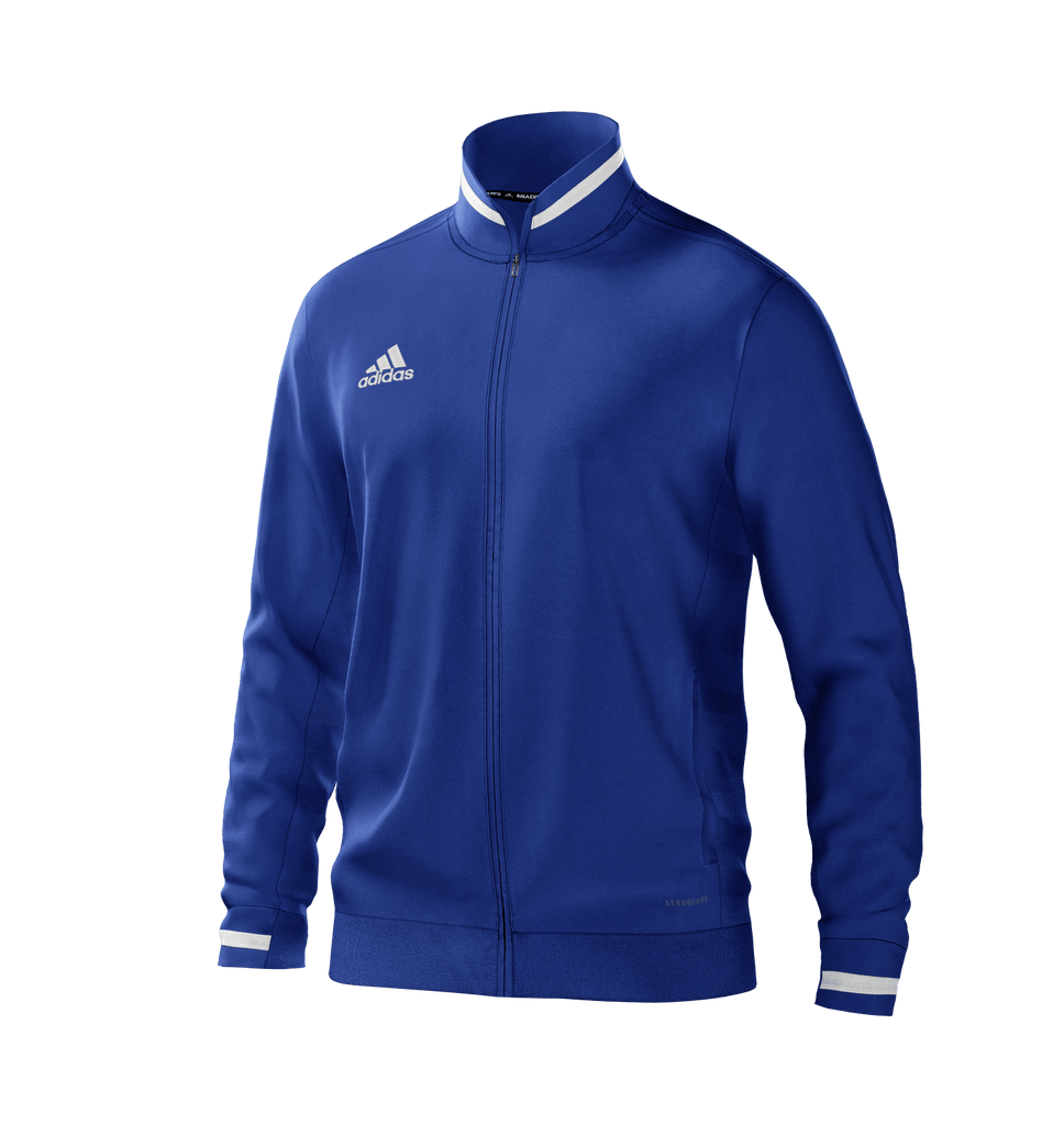 Team 19 Track Jacket   - Blue white