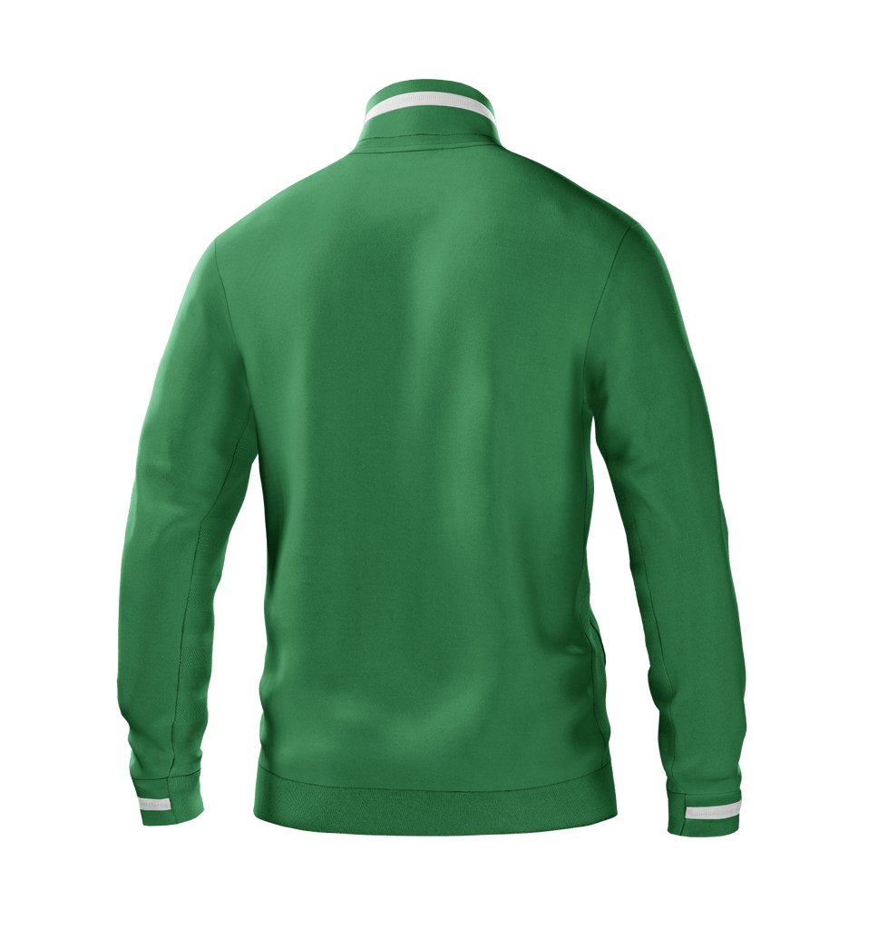 Team 19 Track Jacket Youth    - Green white