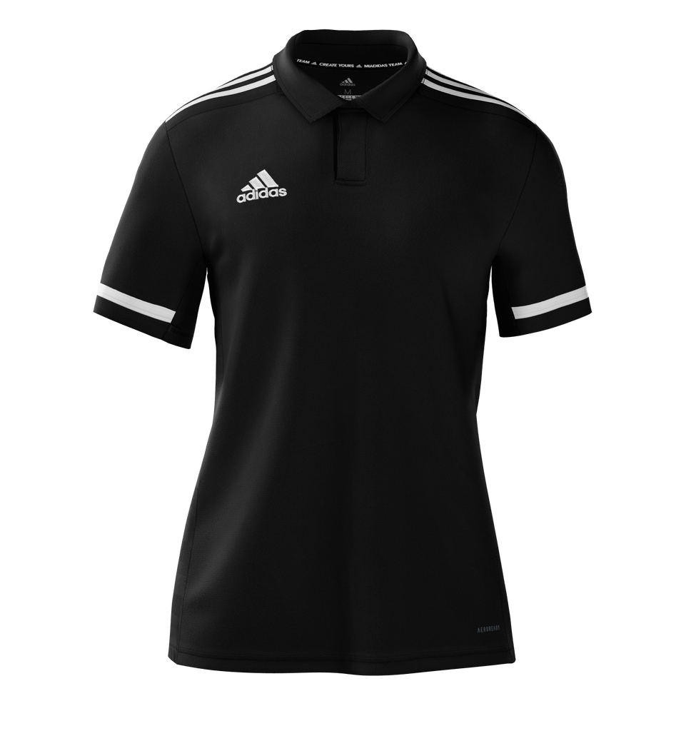 Team Youth Polo Black