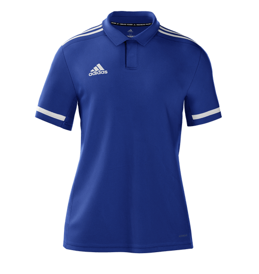 Team Youth Polo Power Blue (DW6749-RB)