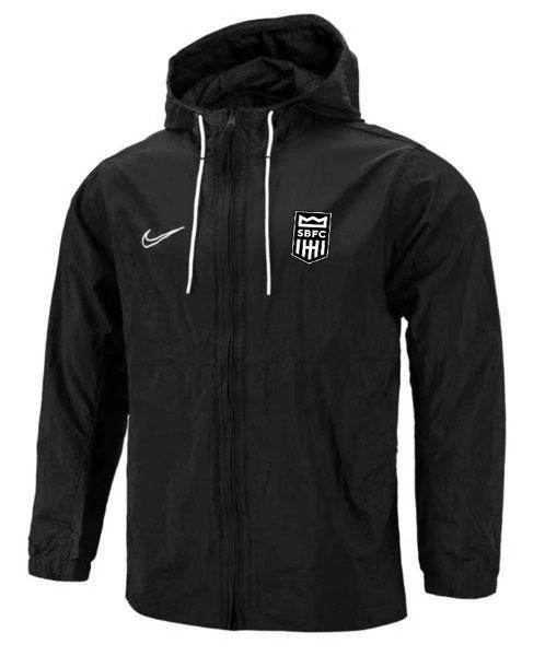 ST BARNABAS FOOTBALL CLUB  Youth Nike ACADEMY 19 RAIN JACKET