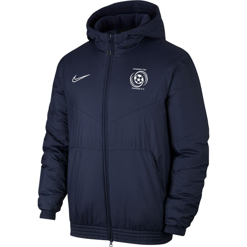 ARMIDALE CITY WESTSIDE FC  Nike Academy Stadium 19 Jacket