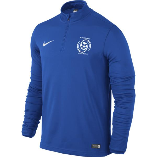 ARMIDALE CITY WESTSIDE FC  Nike ACADEMY16 MIDLAYER TOP