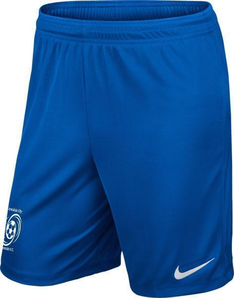 ARMIDALE CITY WESTSIDE FC  Park II Men's Knit Shorts