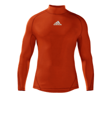 BALMAIN DISTRICT FC  Alphaskin Longsleeve mens - Collegiate Orange