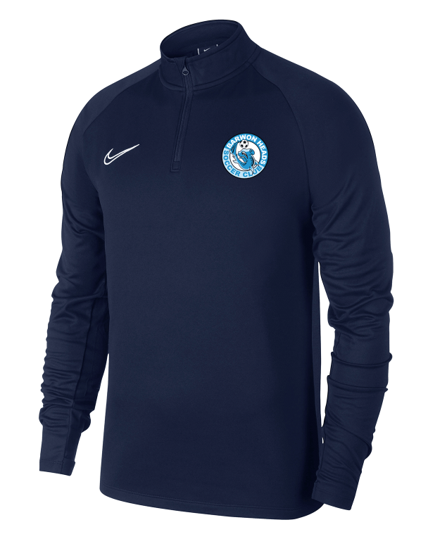 BARWON HEADS SC  Nike Academy 19 Midlayer Youth