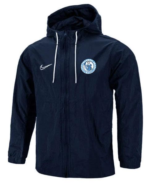 BARWON HEADS SC  Youth Nike ACADEMY 19 SPRAY JACKET