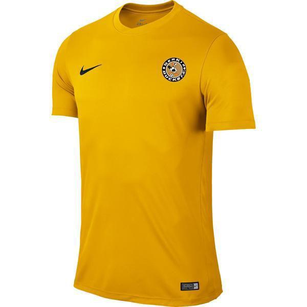 DEAKIN DUCKS SC  Park VI Men's Football Short-Sleeve Jersey