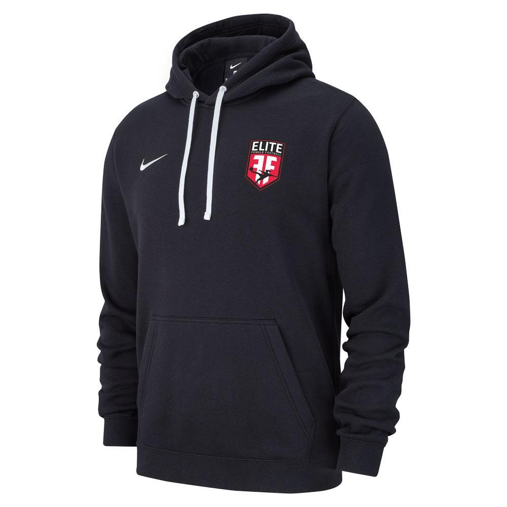 ELITE FEMALE FOOTBALL  Team Club 19 Pullover Hoodie