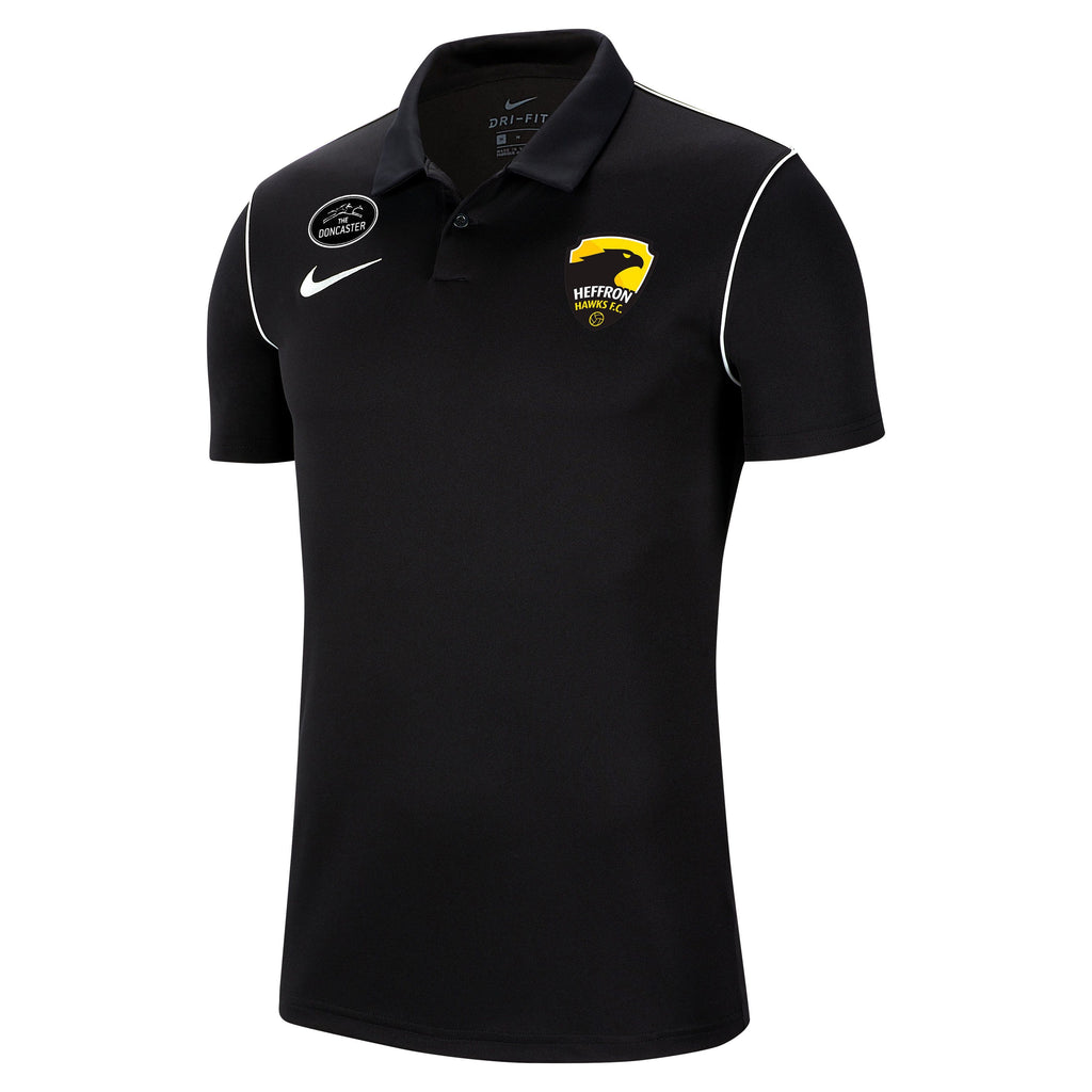 HEFFRON HAWKS FOOTBALL CLUB  Nike-Dri-FIT Park 20 Polo