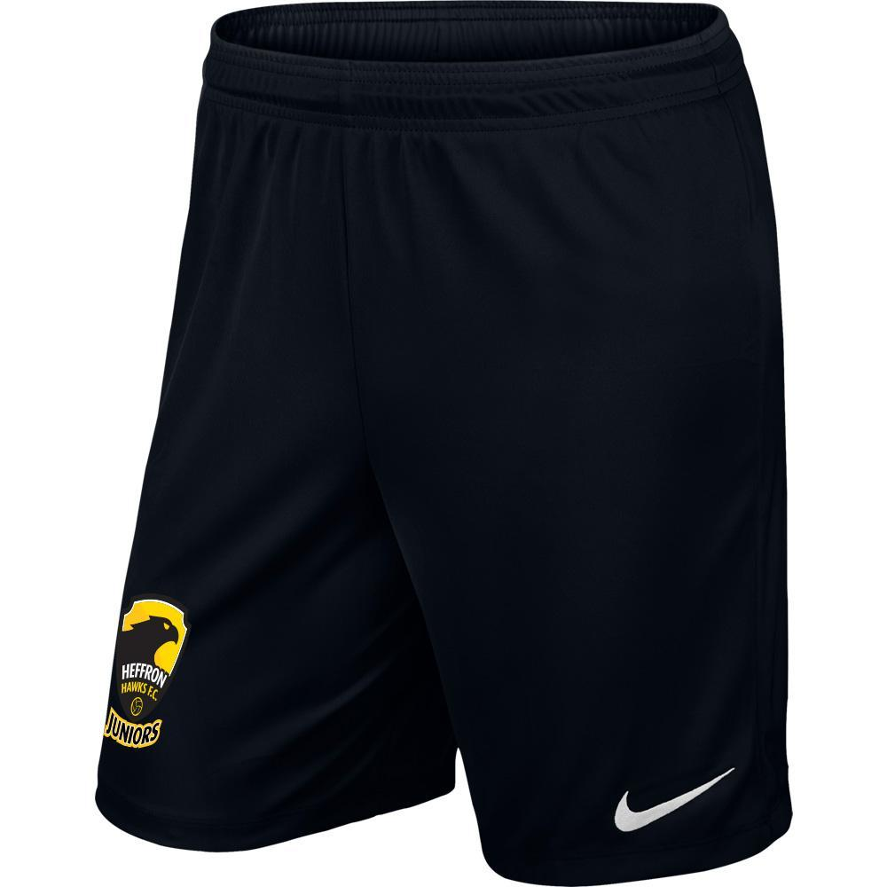 HEFFRON HAWKS JUNIORS  Park II Youth Knit Shorts