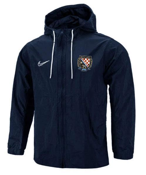 HURSTVILLE ZFC  Youth Nike ACADEMY 19 SPRAY JACKET