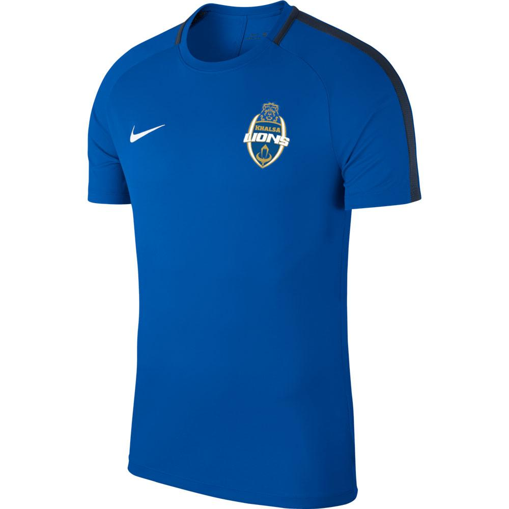 KHALSA LIONS  Youth Nike DRY ACADEMY 18 JERSEY
