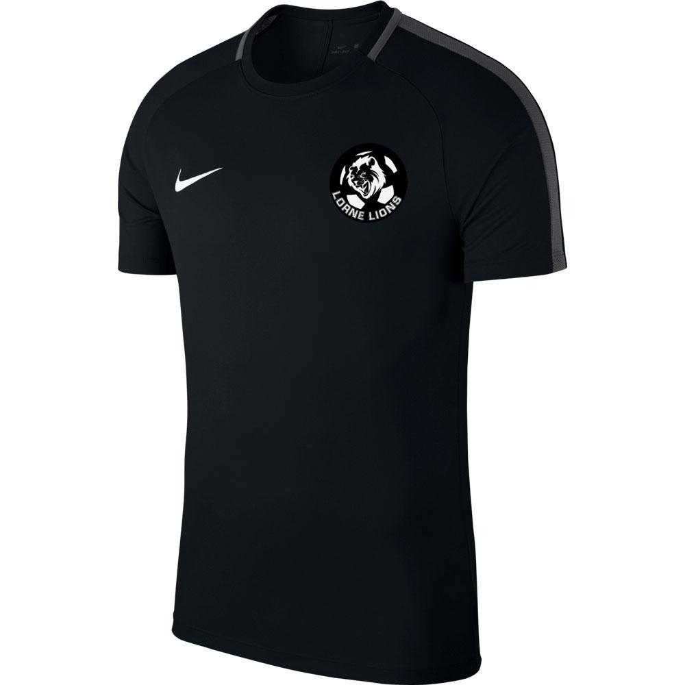 LORNE LIONS  Youth Nike DRY ACADEMY 18 JERSEY