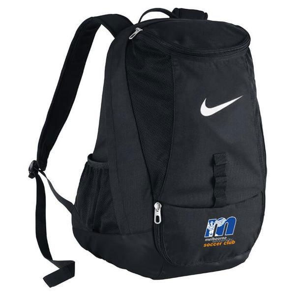 MELBOURNE UNIVERSITY SC  Club Team Backpack
