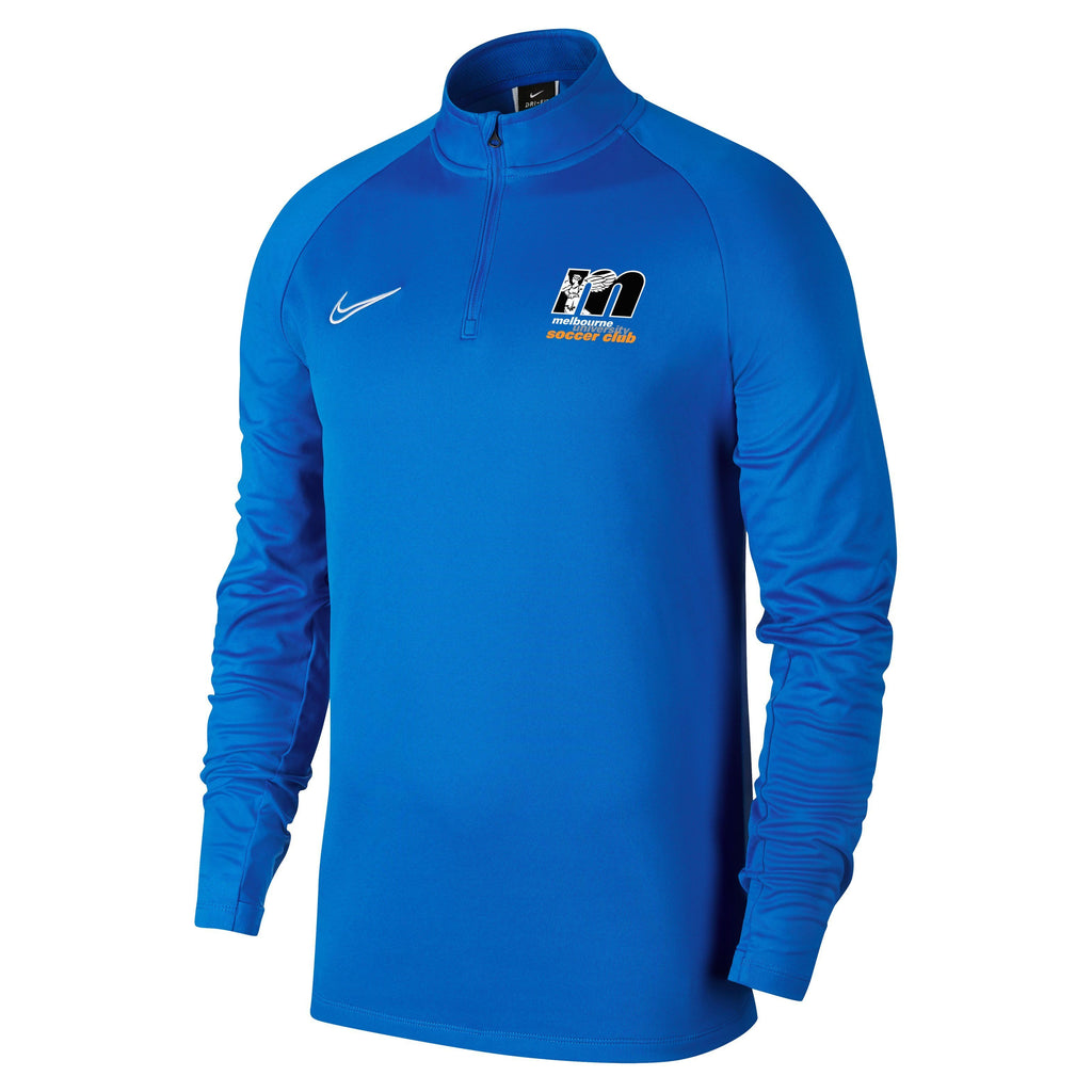 MELBOURNE UNIVERSITY SC  Nike Academy 19 Midlayer Youth